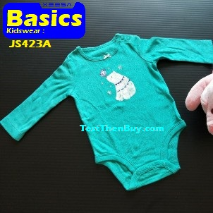 JS423A Baby Romper for Girls Age 3 months old