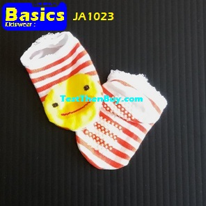 JA1023 Baby anti-slip socks for 6-24 Months