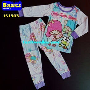 JS1303 Children Pyjamas for Girls Age 3