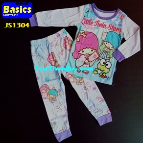 JS1304 Children Pyjamas for Girls Age 4