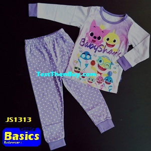 JS1313 Children Pyjamas for Girls Age 3