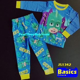 JS1342 Children Pyjamas for Boys Age 2