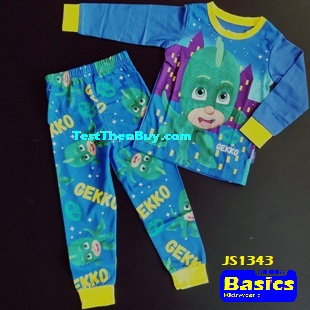 JS1343 Children Pyjamas for Boys Age 3