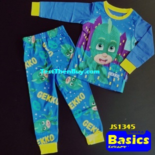 JS1345 Children Pyjamas for Boys Age 5