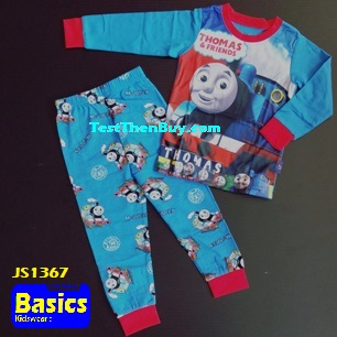 JS1367 Children Pyjamas for Boys Age 7