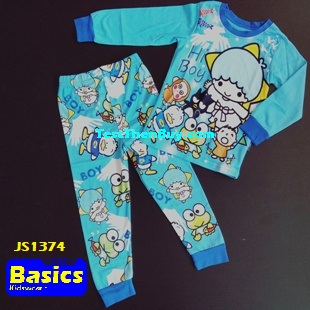 JS1374 Children Pyjamas for Boys Age 4