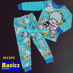 JS1375 Children Pyjamas for Boys Age 5