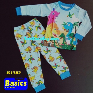 JS1382 Children Pyjamas for Boys Age 2