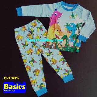 JS1385 Children Pyjamas for Boys Age 5