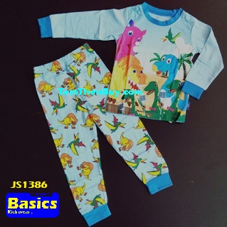 JS1386 Children Pyjamas for Boys Age 6