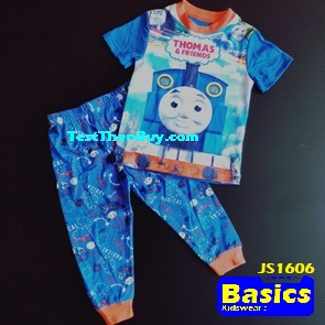 JS1606 Children Pyjamas for Boys Age 6