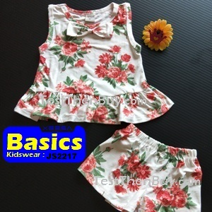 JS2217 Children Sets for Girls Age 7