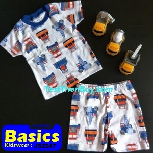 JS2247 Children Sets for Boys Age 7
