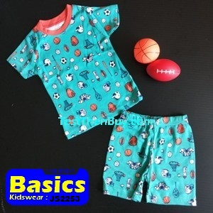 JS2253 Children Sets for Boys Age 3