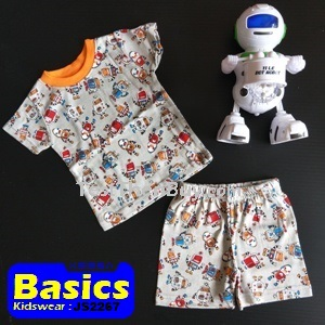 JS2267 Children Sets for Boys Age 7