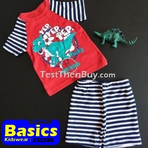 JS2286 Children Sets for Boys Age 6