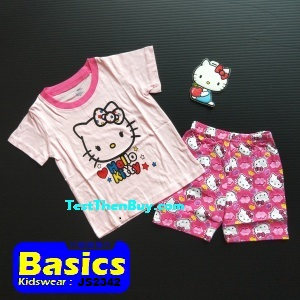 JS2342 Children Sets for Girls Age 2