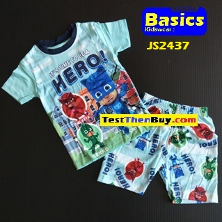 JS2437 Children Sets for Boys Age 7