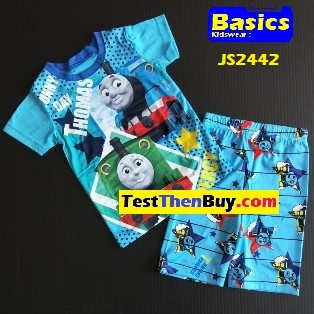 JS2442 Children Sets for Boys Age 2
