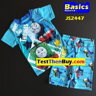 JS2447 Children Sets for Boys Age 7