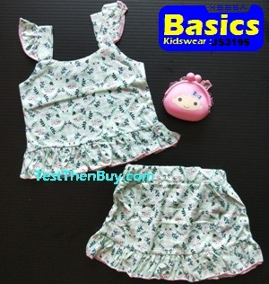 JS3195 Children Sets for Girls Age 5