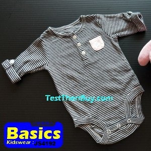 JS4192 Baby Romper for Girls Age 2