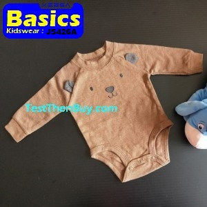 JS426A Baby Romper for Boys Age 3 months old
