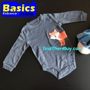 JS429B Baby Romper for Boys Age 6 months old