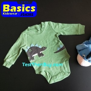 JS4302 Baby Romper for Boys Age 2