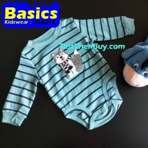 JS431A Baby Romper for Boys Age 3 months old