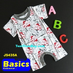 JS435A Baby Romper for Age 3 months