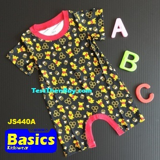 JS440A Baby Romper for Age 3 months
