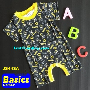 JS443A Baby Romper for Age 3 months