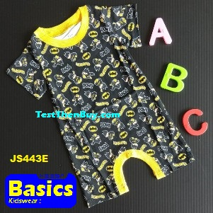 JS443E Baby Romper for Age 18 months