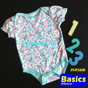 JS456B Baby Romper for Girls Age 6 months old