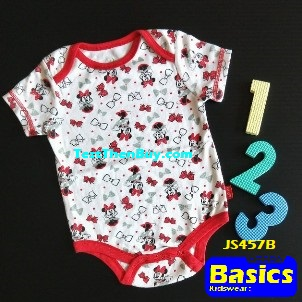 JS457B Baby Romper for Girls Age 6 months old