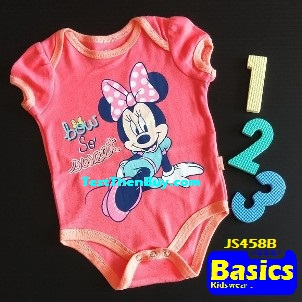 JS458B Baby Romper for Girls Age 6 months old