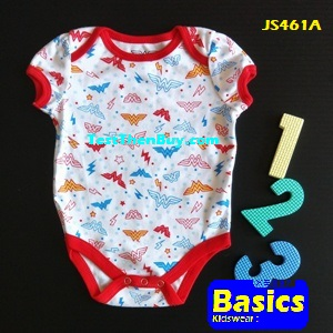 JS461A Baby Romper for Girls Age 3 months old