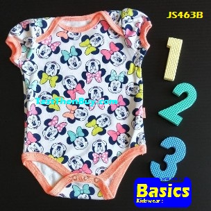 JS463B Baby Romper for Girls Age 6 months old