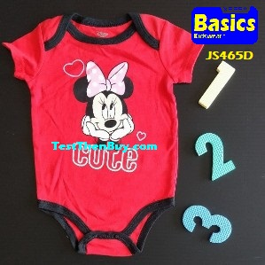 JS465D Baby Romper for Girls Age 1