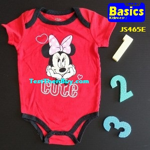 JS465E Baby Romper for Girls Age 18 months