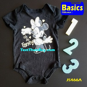 JS466A Baby Romper for Girls Age 3 months old