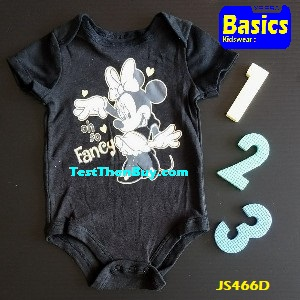 JS466D Baby Romper for Girls Age 1