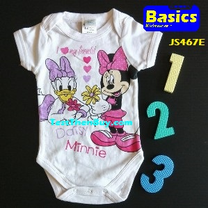 JS467E Baby Romper for Girls Age 18 months old