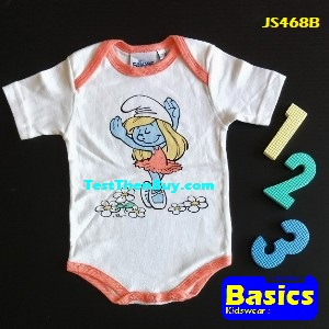 JS468B Baby Romper for Girls Age 6 months old