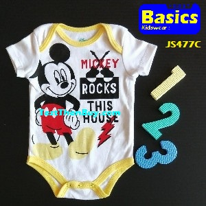 JS477C Baby Romper for Boys Age 9 months old