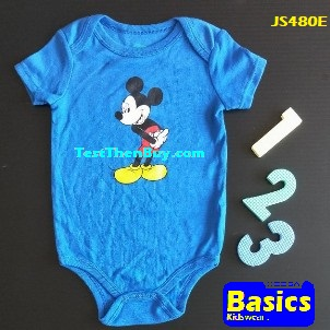 JS480E Baby Romper for Boys Age 18 months old