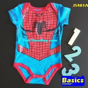 JS481A Baby Romper for Boys Age 3 months old