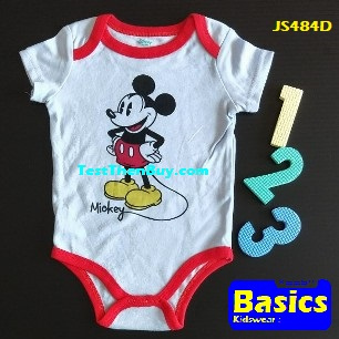 JS484D Baby Romper for Boys Age 1