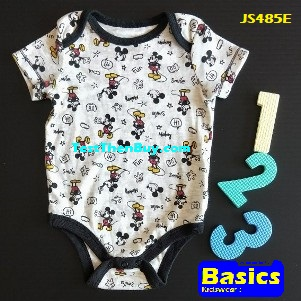 JS485E Baby Romper for Boys Age 18 months old